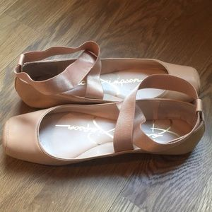 Jessica Simpson Ballet flats size 7.5